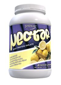 Nectar Roadside Lemonade by Syntrax - Buy Nectar Roadside Lemonade 2 Powder at the Vitamin Shoppe