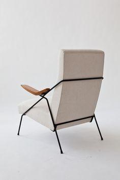 Pierre Guariche Monika Lounge Chair