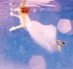 Deep waters fairy tale