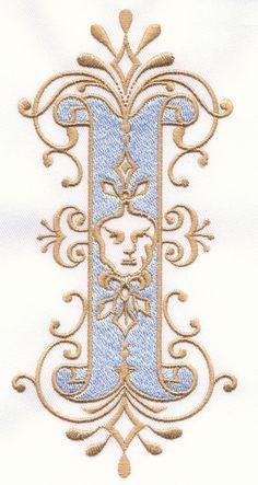 Vintage Royal Alphabet & Accent Designs (2013 Alphabets)