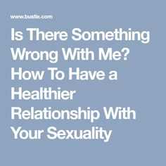 Articles on healthy relationships and sexuality