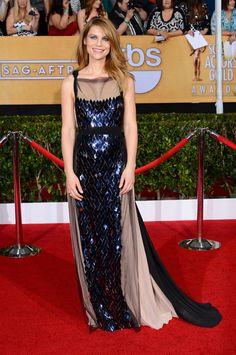 SAG Awards 2014 Red Carpet Claire Danes, Celebrity Red Carpet, Celebrity Style, Look Star, American Hustle, Elle Fashion, Oscar Dresses, Sag Awards, Amy Adams