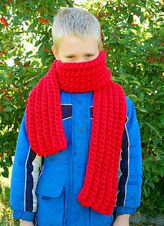Ravelry: Big Red pattern by Melissa Mall Lion Brand Hometown Usa, Crochet Scarves, Crochet Cowls, Red Scarves, Red Pattern, Crochet Projects, Big, Classic, Ravelry