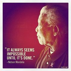 Goodbye Mandela thank you for your love to the world, calmness and selflessness.