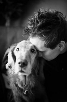 Last moments: The beautiful, yet heartbreaking pictures, are meant to highlight the relationship between pet and owner before they pass...the Joy Sessions.