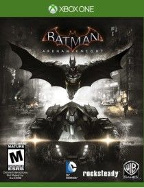 Batman: Arkham Knight - Xbox One - Larger Front