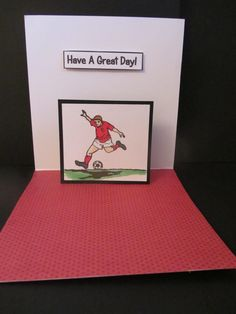 This is the 'pop-up' inside of the red footballer card, using a different, smaller stamp which is available from: http://stamp-press.com/designers/dette-s/a7-footballer-shooting-by-dette-s-detail
