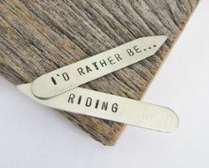 Fun Valentine Gift Collar Stay for Bike Rider Boyfriend Gift Idea Cycling Gift for Cyclist I'd Rather Be Riding Gift for Son Mountain Biking