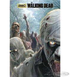 The Walking Dead Poster Zombie Horde Hier bei www.closeup.de