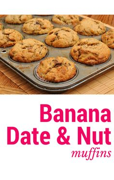 As part of her baby shower, Daphne Oz welomed her mom Lisa to The Chew, and together they made banana, date, and nut muffins. A healthy breakfast recipe anyone can enjoy!
