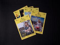 Nieuwezijds Magazine on Behance