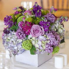 30  Impressive Low Centerpieces