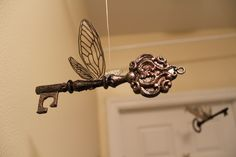 key with wings harry potter - Google Search