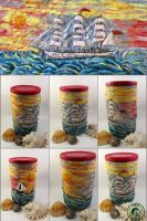 polymer clay can by Ladybird18