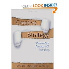 People tend to think of creativity and strategy as opposites. This book argues that they are far more similar than we might expect. More than this, actively aligning creative and strategic thinking in any enterprise can enable more effective innovation, entrepreneurship, leadership and organizing for the future.