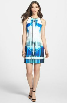 Clover Canyon 'Hollywood Bowl' Sheath Dress available at #Nordstrom