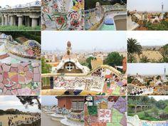 Park Güell - Highlights of Barcelona – The Girls Who Wander The Girl Who, Wander, Highlights, Barcelona, Spain, Girls, Little Girls, Daughters, Highlight