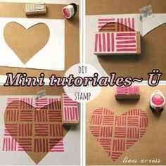 mini tutoriales decoracion - Buscar con Google