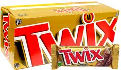 want mini bars  Twix Chocolate Caramel Cookie Bars 36ct.