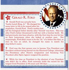 Over 100 Fascinating Facts About U.S Presidents Past and Present (Part-2)