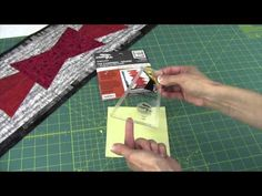 ▶ Whirligig Charming 5 Template by Creative Grid - YouTube
