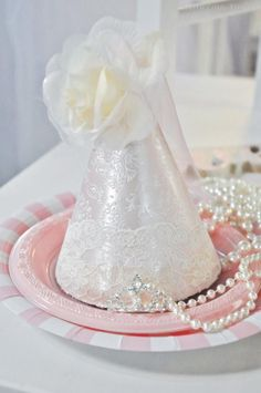 Daddys little princess pink ballerina ballet birthday party via Karas Party Ideas _ KarasPartyIdeas.com-3_600x903