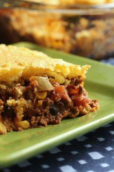 Best Ever Tamale Pie Recipe