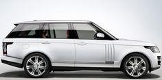 Range Rover LWB Autobiography