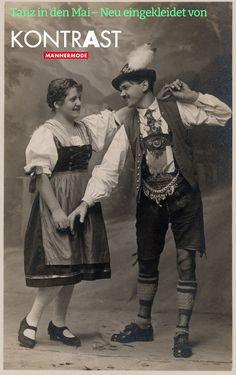 KONTRAST liebt den Tanz in den Mai