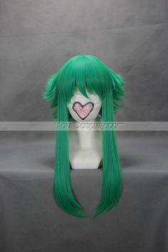 Vocaloid-GUMI cosplay wig, New Arrival Wigs, Cosplay Wigs
