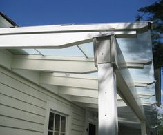 Opaque Polycarbonate Roof Insulated Panels And Structure