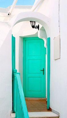 Naxos, Greece - Beautiful Door