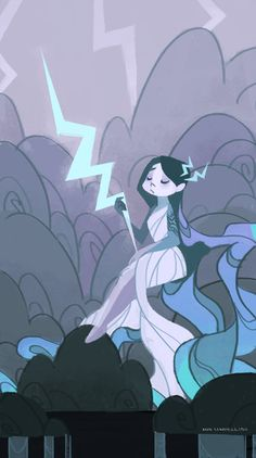Goddess of Storms