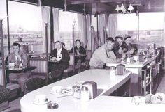 Embassy Diner on Hempstead Turnpike circa 1960 of this bunch of folks that apparently don't like to be photographed. You can see Zorns on the left and the Seaford Oyster Bay Expwy out the back.