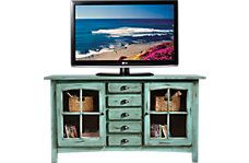 turquoise foxborough console | rooms to go <3
