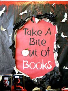 Take a Bite Out of Books-- vampire/paranormal books?