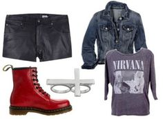 Fashion Challenge: Pair Boots with Shorts
