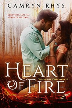 Looking for a new romance books to read this fall? Check out Heart of Fire by Camryn Rhys.