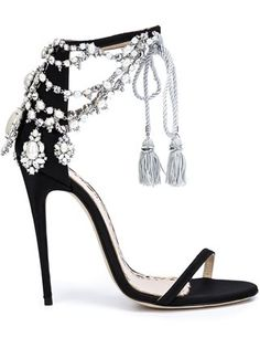 Marchesa 'Marissa' sandals