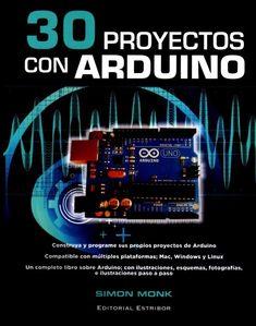 A continuación les presento una variedad de libros de Arduino que encontre en la red espero que les sirva de mucha ayuda en el mundo de ARDU...