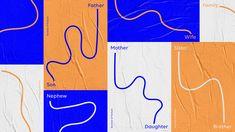 tiktok amblemi Survivor of Torture branding traces asylum seekers journeys to the UK Fond Design, Web Design, Graphic Design, City Branding, Event Branding, Identity Design, Visual Identity, New Survivor, Flyer