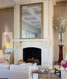 1000 images about john saladino on pinterest south for Timeless fireplace designs