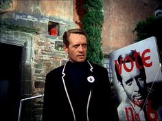 The Prisoner. You are number 6. I am not a number, I am a free man!