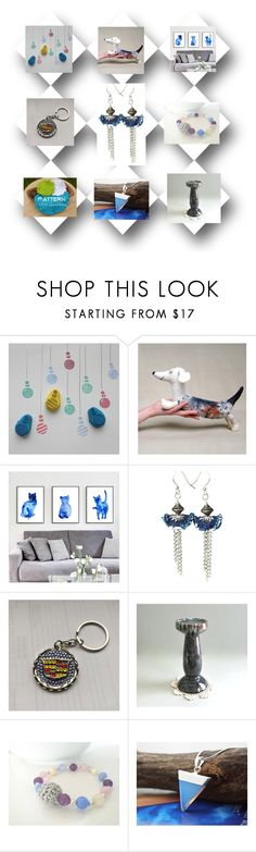 """""""Holiday Gift Set"""" by healingstones ❤ liked on Polyvore"""