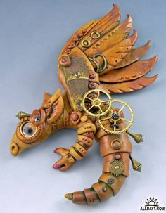 Steampunk от Christi Friesen