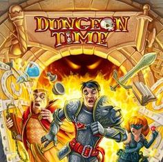 Dungeon Time | Board Game | BoardGameGeek