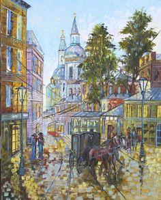 работы Ильи Морозова –  Ветер, искры глаз и счастье быть в Париже...