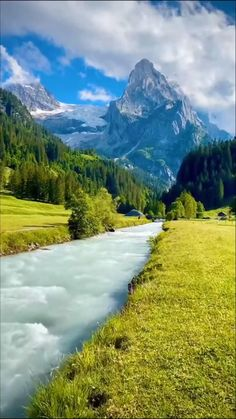 Switzerland Mountain Views