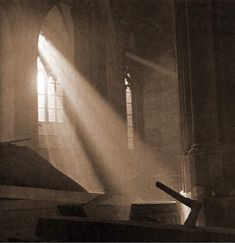 Beautiful light! Josef Sudek