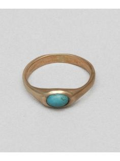 I love this simple little ring.  Simple jewelry seems to be hard to find for me these days. This is lovely.